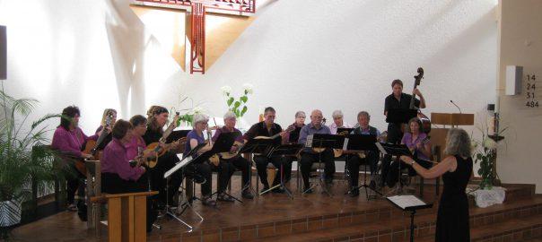 Konzert Methodistische Kirche